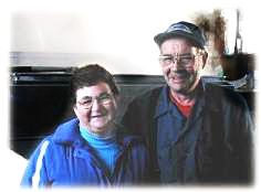Sylvia and Robert Franks