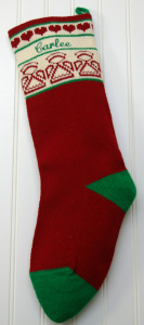 Personalized Traditional Knit Christmas Stockings https://www.specialtiesinwool.com/styles/traditional/