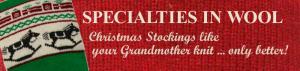 Specialties in Wool Best Christmas Stockings