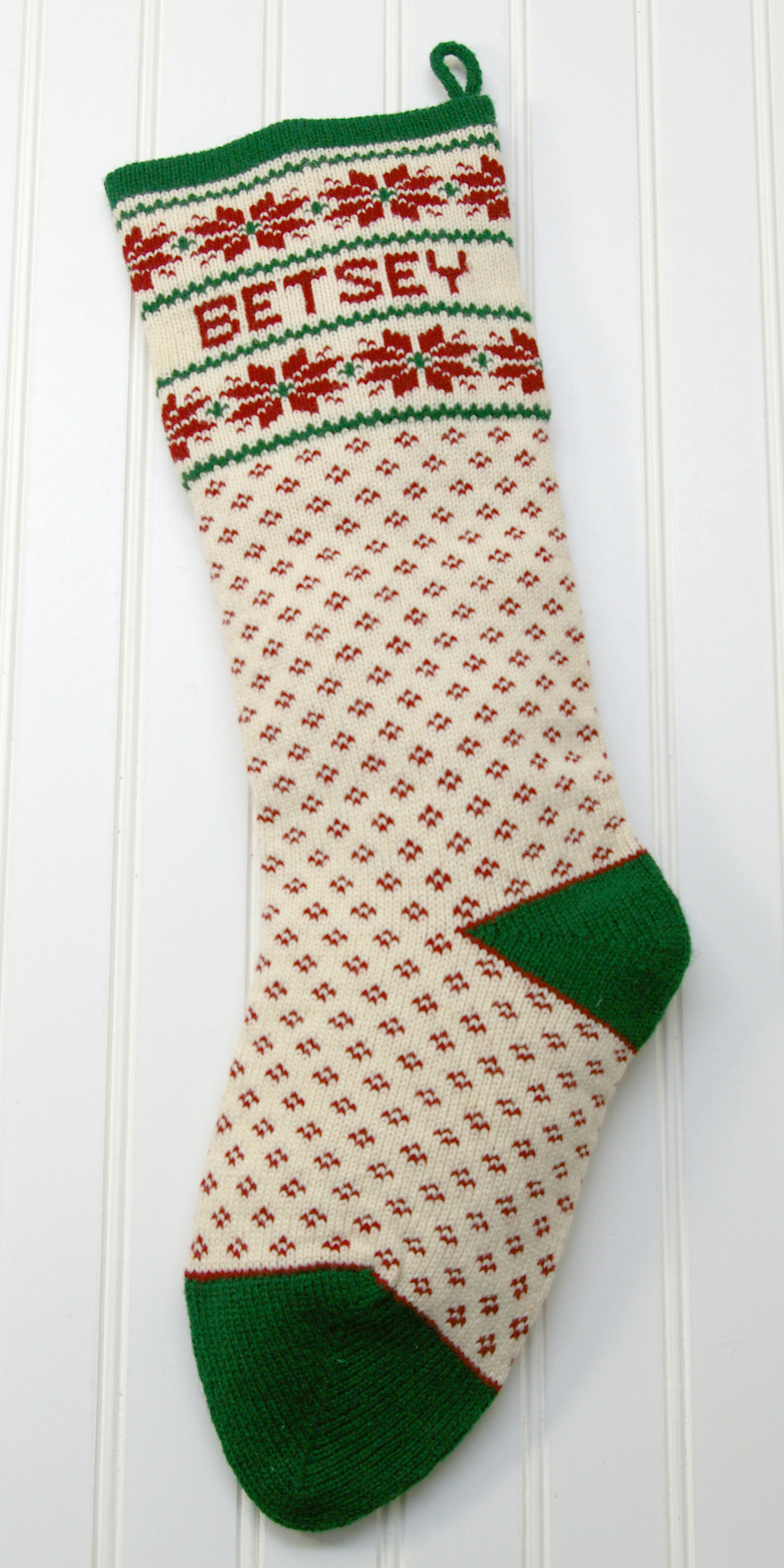 Stocking Styles - Specialties in Wool