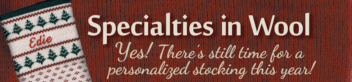 Specialties in Wool